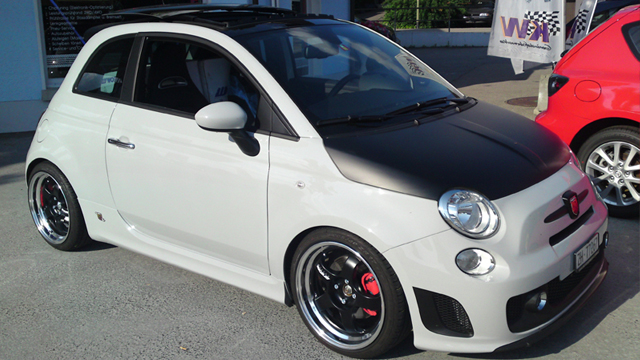 Fiat 500 Abarth Chip Tuning Image Gallery Remap Abarth 500